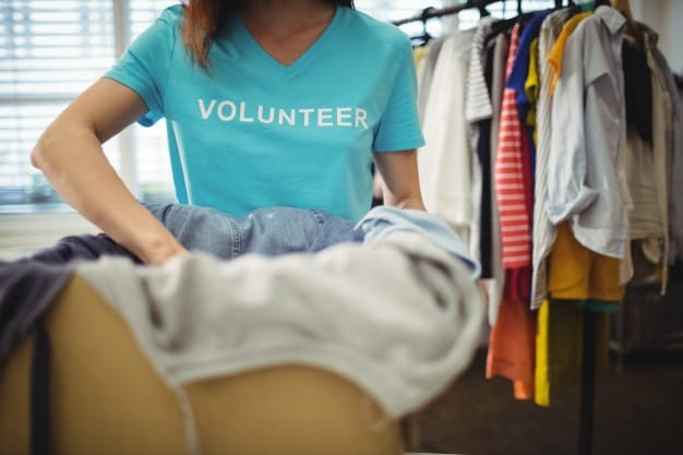list of nonprofits volunteer